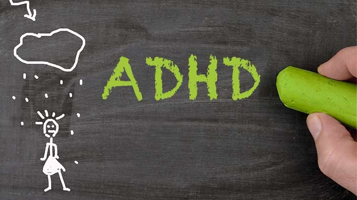 ADHD symptoms are developing